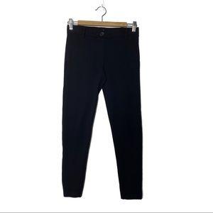 Betabrand Skinny Leg Dress Pant Yoga Pants EUC